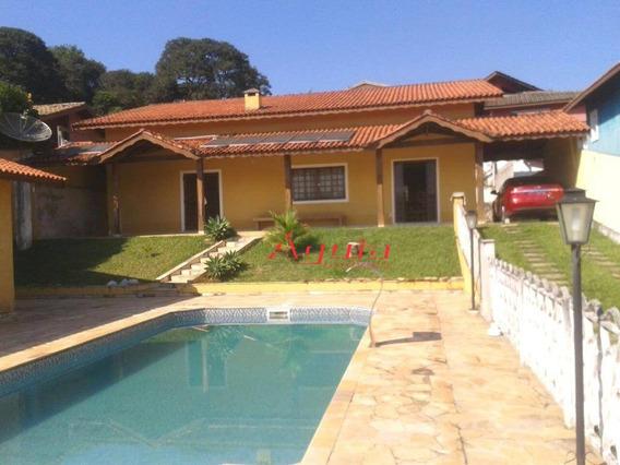 Chácara Residencial À Venda, Canedos, Piracaia. - Ch0076