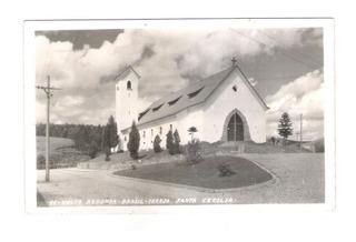 Foto Postal Colombo 11 Volta Redonda Igreja Santa Cecilia 59
