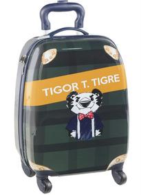 fc125f48ee Mala De Viagem Tigor T Tigre Verde Outono 2019