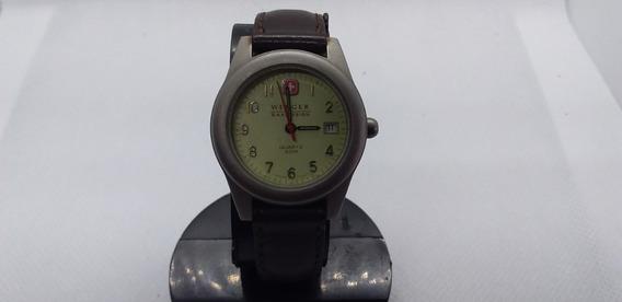 Relógio De Pulso Feminino Wenger A Quartz
