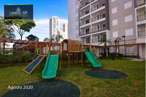 Imagem 1 de 21 de Apartamento Com 2 Dormitórios À Venda, 56 M² Por R$ 507.515,00 - Sacomã - São Paulo/sp - Ap50224