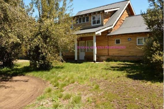 Susana Aravena Propiedades Ds, Vende Casa En El Pegual, San Martin De Los Andes