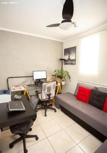 Apartamento Para Venda Em Piracicaba, Nova América, 3 Dormitórios, 1 Banheiro, 1 Vaga - Ap435_1-1791159
