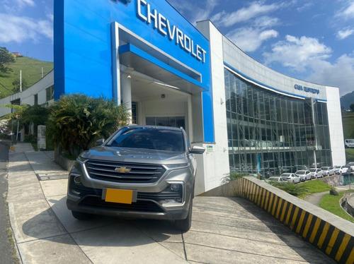 Chevrolet New Captiva At