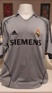 Camisa Futebol Real Madrid 2005