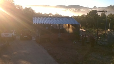 Chácara Ibiuna   Com Horta, Garagem E Edicola Negocio Valor