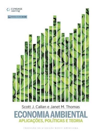 Economia Ambiental - Aplicacoes Politicas E Teoria - Tradu