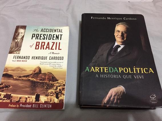 Livros Fernando Henrique Cardoso