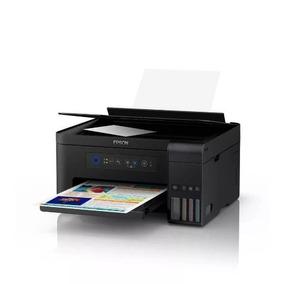 Impressora Epson L4150 Tanque De Tinta Wi-fi
