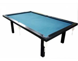Pool Semiprofesional 1.85x1.10 Mdf Pintura Laqueada Hermoso!