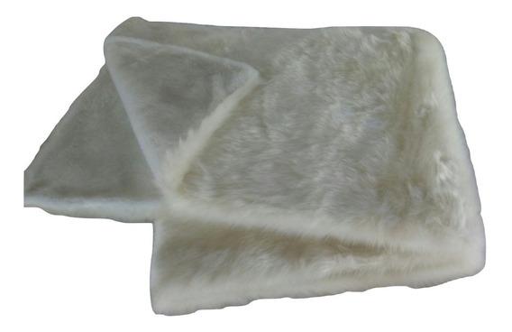 Peseira Pele Sintética 60cm X 1,20m Requinte Sofisticação Macia Leve Confortável. Ideal Para Sofás Camas Decoração