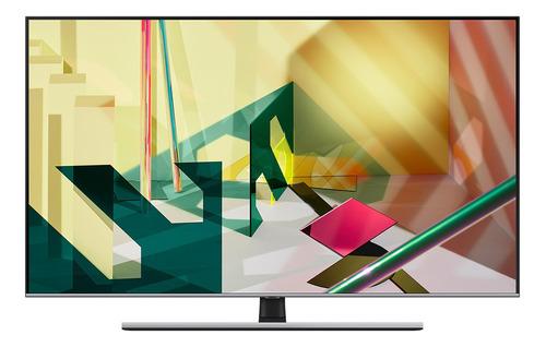"""Imagen 1 de 6 de Smart TV Samsung Series 7 QN65Q70TAGCZB QLED 4K 65"""" 220V-240V"""