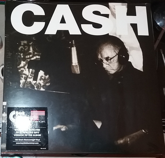 Johnny Cash American V: A Hundred Highways Lp.