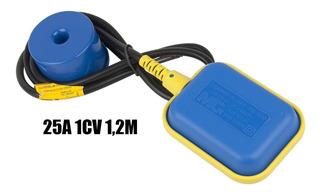 Chave Boia Elétrica Regulador Nível 25a Cb-3012 Cabo 1,20cm