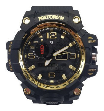 Relógio Pretorian Combate Wprt-08-2