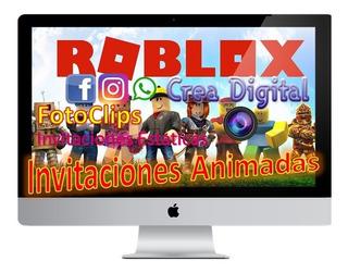 Tarjetas De Cumpleaños Roblox En Mercado Libre Argentina