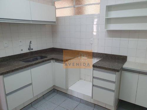 Apartamento Com 2 Dormitórios À Venda, 74 M² Por R$ 335.000,00 - Cambuí - Campinas/sp - Ap0550