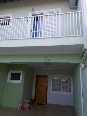 Casa Com 3 Dormitórios À Venda, 145 M² Por R$ 495.000,00 - Parque Jambeiro - Campinas/sp - Ca13226