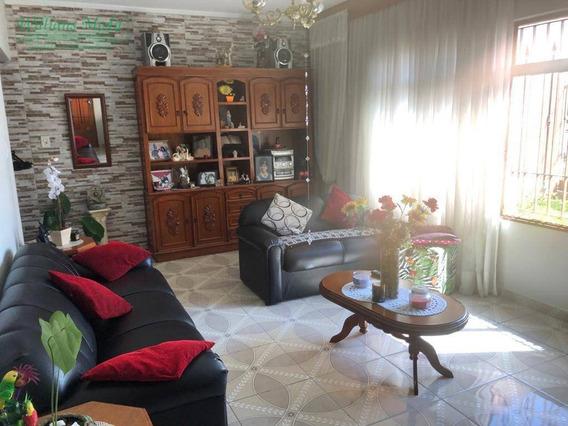 Casa Com 3 Dormitórios À Venda, 178 M² Por R$ 790.000 - Jardim Leila - Guarulhos/sp - Ca0673