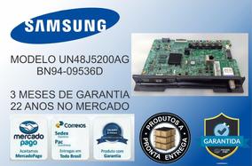 Placa Principal Samsung Un40j5200 Un48j5200 Bn94-09536d