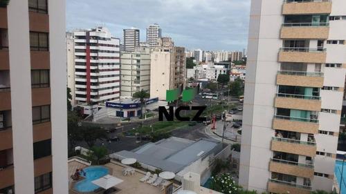 Apartamento Com 2 Dormitórios À Venda, 93 M² Por R$ 500.000,00 - Pituba - Salvador/ba - Ap0741