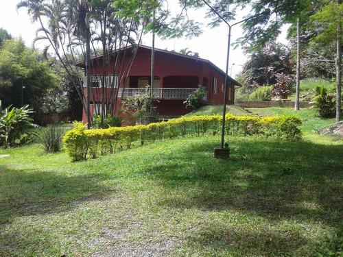Imagem 1 de 14 de Chácara À Venda Em Parque Jatibaia (sousas) - Ch026273