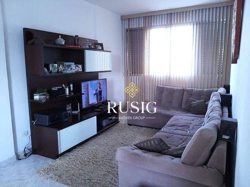Imagem 1 de 13 de Apartamento Com 2 Dormitórios À Venda, 74 M² - Mooca - São Paulo/sp - Ap1460
