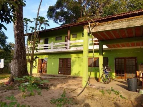 Excelente Chácara No Parque Riomar - Itanhaém 7039   A.c.m