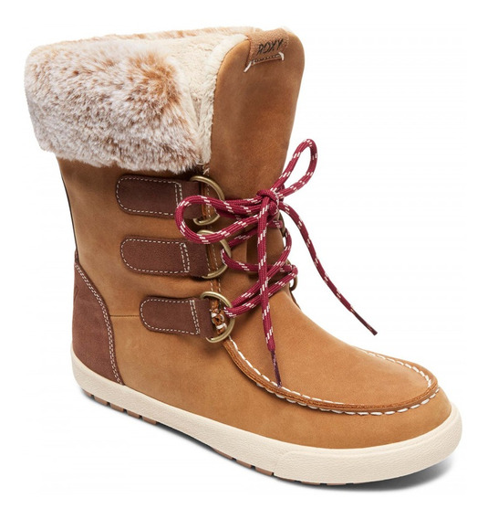 Roxy Botas Rainier Ii (tan)