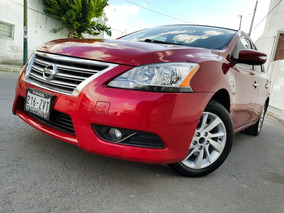 Nissan Sentra 2013 Advance Mt Posible Cambio