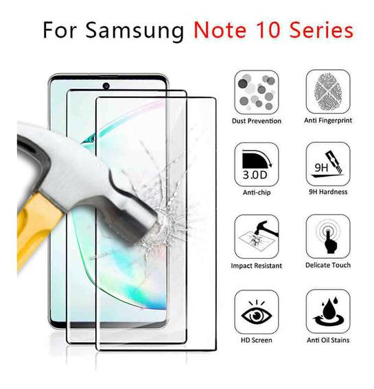 Filme Protetor De Tela De Vidro Temperado 2pc Para Samsung G
