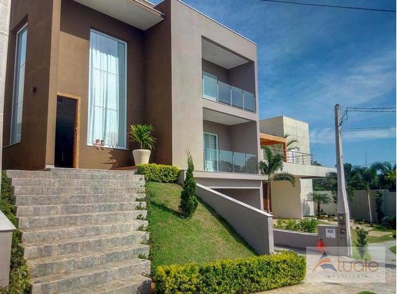 Casa Com 4 Dormitórios À Venda, 320 M² - Swiss Park - Campinas/sp - Ca6289
