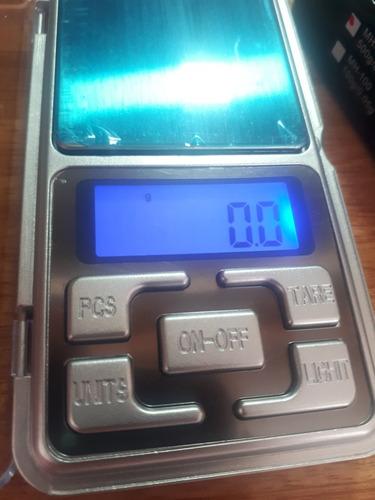 Balanza Digital Precision 0,1g/500g
