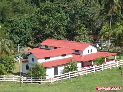 Haciendas - Fincas En Venta 0424 3388912