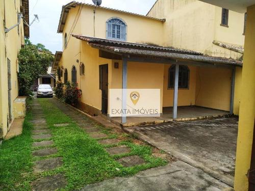 Imagem 1 de 22 de Casa 2 Quartos, Próxima A Praia De Costazul, Rio Das Ostras! - Ca1160