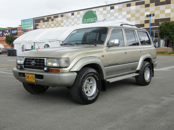 Toyota Burbuja Vx Mt 4500 Aa