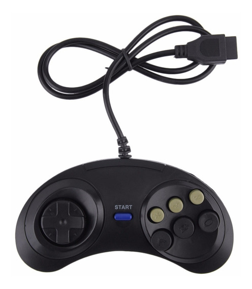 Controle Joystick Mega Drive Master System Retro