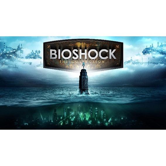 Bioshock: The Collection Steam (original Imediato)
