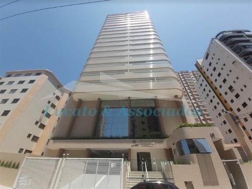 Imagem 1 de 13 de Ap02437 Apartamento Aviação 02 Dorms Praia Grande Sp