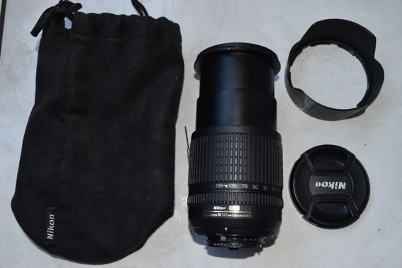 Lente Nikon 18 - 135 Mm