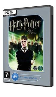 Harry Potter La Orden Del Fenix Classic Juego Pc Fisico