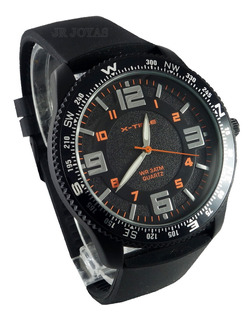 Reloj Hombre Caucho X-time Xt016