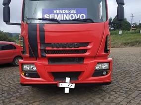 Iveco Tector 240e38s Ano 2014 N