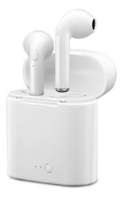 Fone De Ouvido Apple Estreo Dual Bluetooth Esportivo Bra