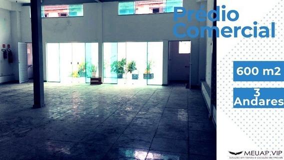 Prédio Inteiro Para Alugar Em Santos - Pr003 - 34682614