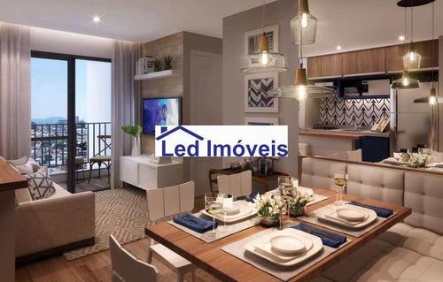 Imagem 1 de 15 de Apartamento Com 2 Dorms, Presidente Altino, Osasco - R$ 263 Mil, Cod: 463 - V463