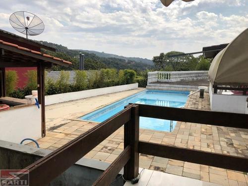 Imagem 1 de 15 de Linda Residência - Alpes Da Cantareira ! 4 Dormitórios - St15824