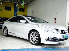 Hyundai Azera 3.0 2015 Top C/teto,revisado Hyundai,periciado