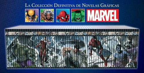 Imagen 1 de 1 de Colección Completa Definitiva Marvel