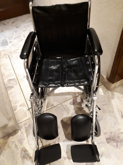Equipo De Movilidad Silla De Ruedas Usada Ver Foto Trasera